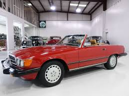 While it may look like it, this 560sl has never been restored. 1987 Mercedes Benz 560sl Roadster Hushhush Com