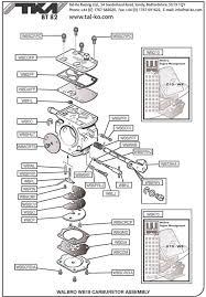 Walbro Carburetor Application Chart Walbro Carb Parts Tkm Bt82 Parts Online Shop