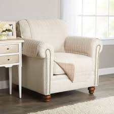 Armchair slipcovers Barrel Chair Quickview Wayfair Chair Slipcovers Youll Love Wayfair