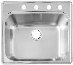 kitchen sink top view. Topmount SS Kitchen Sink Top View