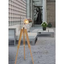 Lucide Vloerlamp Joshua Wit