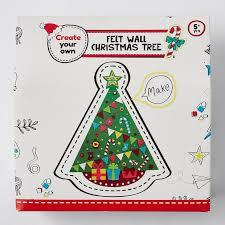 own felt wall tree kit