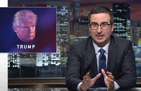 John Oliver Tears Apart GOP for Enabling Pussy Grabbing Trump