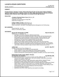 Resume Template Sample Awesome Law School Resume Samples Resume Template