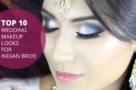 top 10 beautiful wedding makeup looks tips for indian brides international beauty