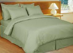 green duvet cover queen. Modren Cover Sage Green Stripe Queen Duvet Style Comforter Set Cotton 600 Thread  CountSage Count By Royal  To Cover E