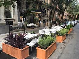 I dug the little tables with photos between the plexiglass. Master List Kosher Restaurants W Outdoor Seating Us Canada Yeahthatskosher