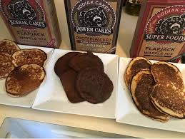 Crazy Cool in the Kitchen Kodiak Cakes Review