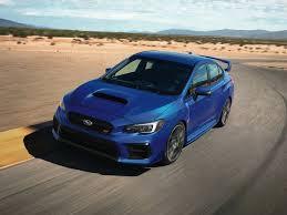 Subaru Model Comparison Chart 2020 Subaru Wrx Sti Review Pricing And Specs