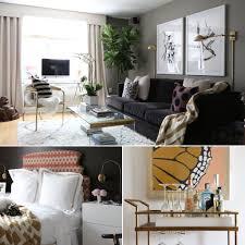 diy apartment furniture. Interior Designer\u0027s NYC Apartment Is Full Of DIY Diy Apartment Furniture