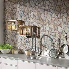 Using Wallpaper In The kitchen ...