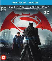 Batman v Superman - Dawn of justice (3D) (Blu-ray)