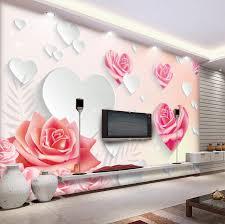 beibehang Custom wallpaper beautiful 3D ...
