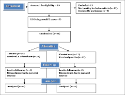 Pathophysiology Of Liver Cirrhosis In Flow Chart Safety And Efficacy Of Afsanteen Artemisia