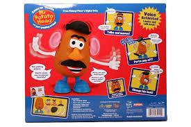 mr potato head toy story collection. Plain Potato REVIEW Thinkway Toy Story Collection  MR POTATO HEAD For Mr Potato Head A