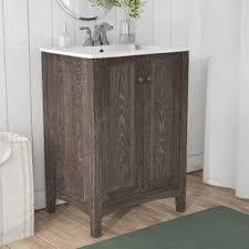 narrow depth bathroom vanities. Miltonsburg 18\ Narrow Depth Bathroom Vanities