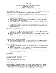 sample resume for credit manager 2 sample resume for credit manager in india