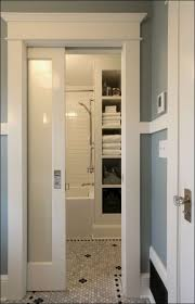 bathroom pocket door frosted glass modern bathroom decoration inside bathroom doors with frosted glass
