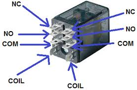 volt relay wiring diagram wiring diagram schematics how to connect a dpdt relay in a circuit