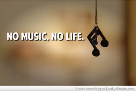 Music Love Quotes Awesome No Music No Life 48 On We Heart It