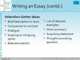 russell writenow ch chapter power point  thesis statement 15