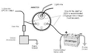 alternator wiring diagram ammeter alternator alternator wiring diagram ammeter wiring diagram schematics on alternator wiring diagram ammeter