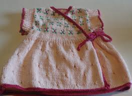 Free Baby Dress Patterns Amazing Baby Dress Pattern Knit This Sweet Dress With Our Free Knitting Pattern