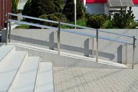 installing a wheelchair ramp
