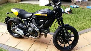 the official i have put a deposit down on a ducati scrambler full