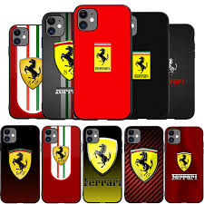 Take your phone to exciting adventures today! Ferrari Car Logo For Iphone Case Iphone 12 Pro Max 12 Mini Silicone Case Iphone 11 Pro Max Xs Man 6s 7 8 Plus Case Phone Case Covers Aliexpress