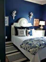 navy blue bedroom design ideas