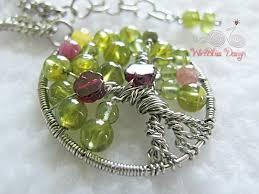 wirebliss wire jewelry tree of life