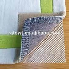 non slip rug pad for carpet non slip grip liner rug pad carpet non slip underlay