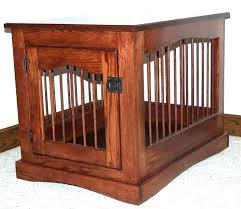 fancy dog crates furniture. Dog Furniture Crates Luxury Fancy Rustic Style Crate With Clear Lines . N