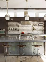Backsplash For Kitchen Self Adhesive Backsplash Tiles Hgtv