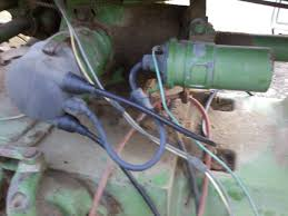 john deere 60 help needed pics yesterday s tractors hello everyone i am in need of some assistance i am trying to start my 1956 john deere 60 that i purchased about a month ago i am not getting any spark
