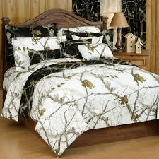 ap black and white camo 2 piece reversible twin comforter set throughout decor 3