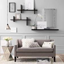 Modern Floating Shelves Decorating Ideas
