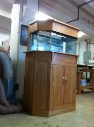 my first hexagonal aquarium cabinet canopy