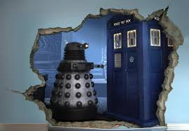 the ultimate revelation of doctor who wall decal everything wall for doctor who wall