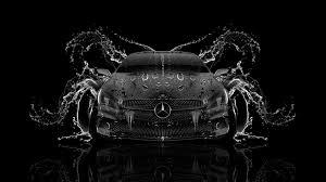 mercedes logo black background. mercedesbenzcoupefrontwatercar2014black mercedes logo black background