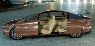 many cars in the future will have this sliding door technology created by dura it