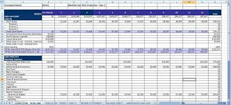 Business Proforma Template Excel Free Downloadable Excel Pro Forma