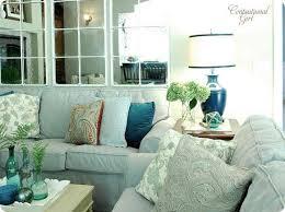 Breathtaking Aqua Living Room Contemporary - Best inspiration home .