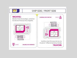 However, the sim card comes in one of three sizes, which can be confusing. Less Plastic Waste Telekom Reduces Sim Card Size Deutsche Telekom