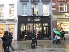 mac cosmetics james street london