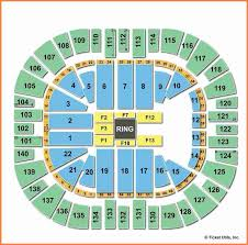 45 Meticulous Energy Solutions Arena Seat Chart