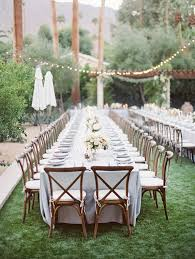 New Long Table Wedding Reception Seating Arrangement Pro And