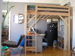bed office. a new loft bed and office f