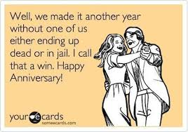 Funny Anniversary Quotes Inspiration Funny Happy Anniversary Memes To Celebrate Wedding